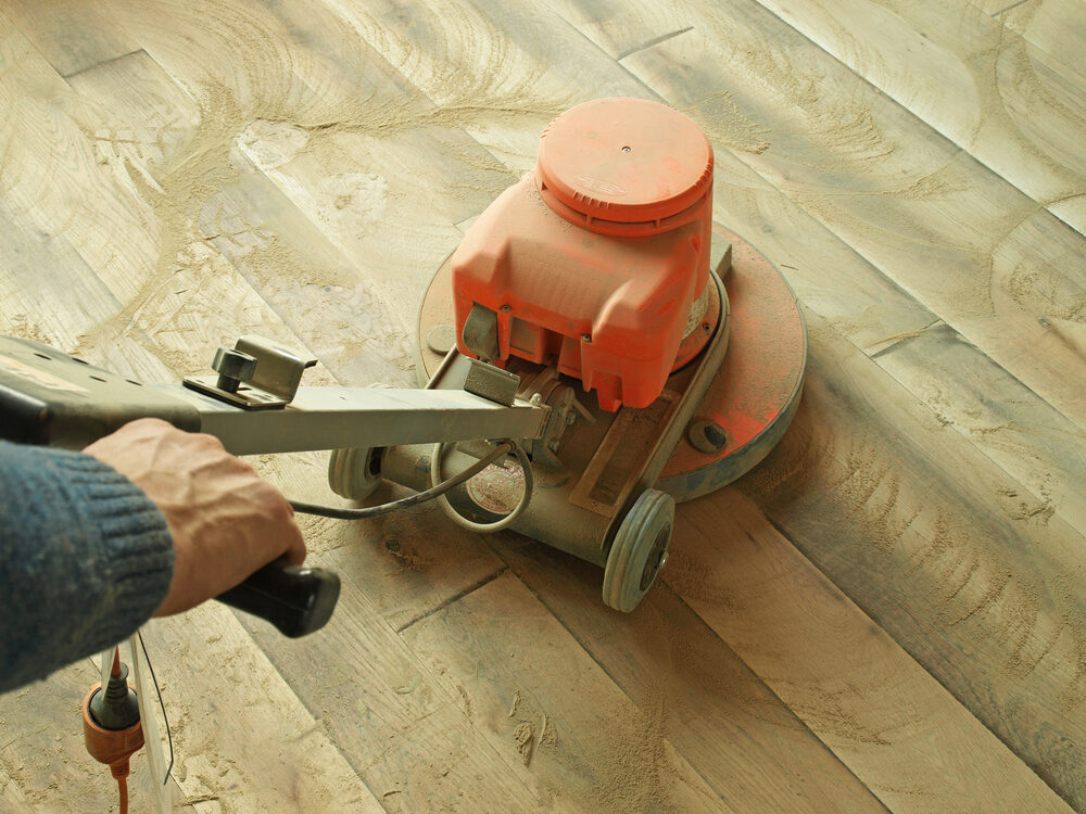 Experts in Floor Sanding & Finishing in Floor Sanding Tower Hill